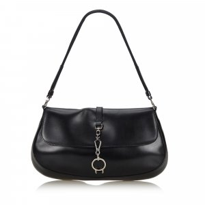 Prada Handbag black leather