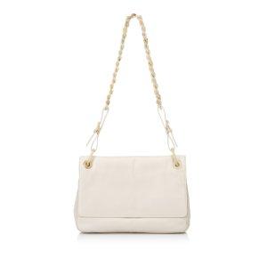 Prada Leather Flap Bag