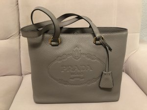 Prada Leder - Handtasche / Shopper - wie neu