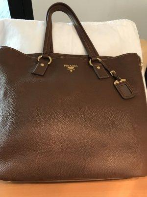 Prada Lederhandtasche kaum getragen 100% Original 42x35