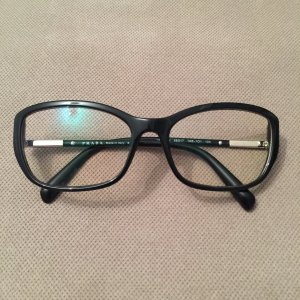 Prada Glasses black
