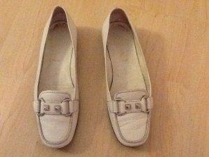 Prada Loafer in weiß