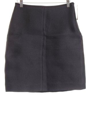 Prada Minirock schwarz schlichter Stil