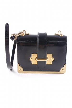 "Prada Mini Bag ""Micro Cahier Bag Black"" black"