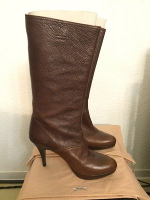 Prada Miu Miu Boots Stiefel Gr. 40