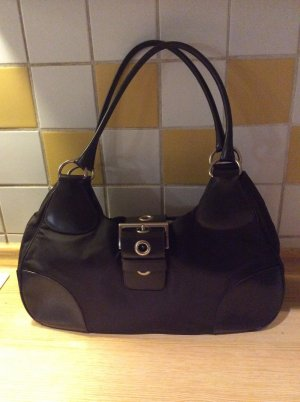 Prada Carry Bag dark brown