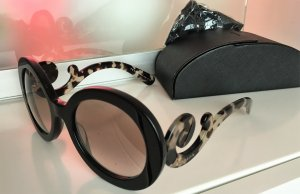 5fe33eea48 Prada Round Sunglasses multicolored synthetic material