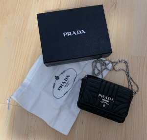PRADA New Mini Bag Black