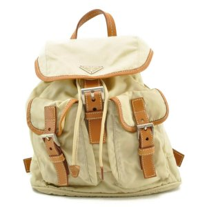Prada Backpack beige
