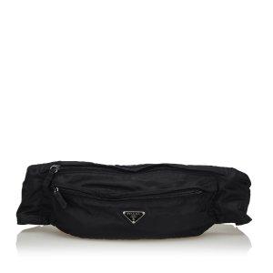 Prada Bumbag black nylon