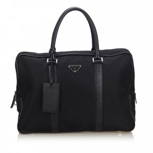 Prada Nylon Business Bag