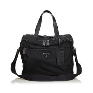 Prada Nylon Business Bag