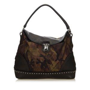 Prada Nylon Camouflage Handbag