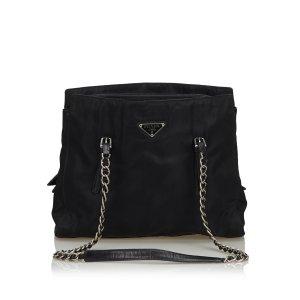 Prada Tote black nylon