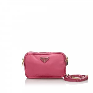 Prada Nylon Crossbody Bag