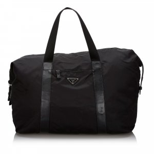Prada Nylon Duffel Bag