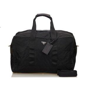 Prada Nylon Duffel Bag