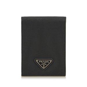 Prada Nylon Passport Cover