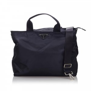 Prada Nylon Satchel