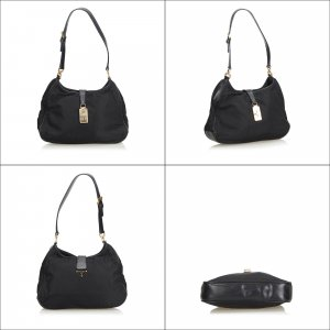 Prada Shoulder Bag black nylon
