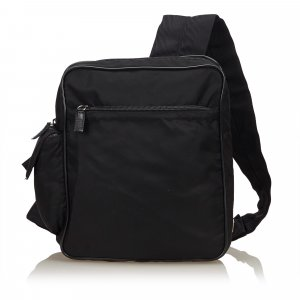 Prada Nylon Sling Backpack