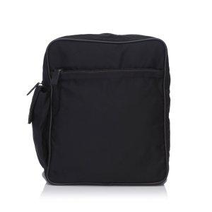 Prada Nylon Sling Backpack
