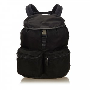 Prada Nylon Tessuto Backpack
