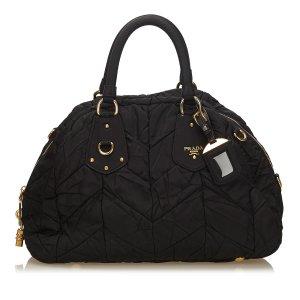 Prada Nylon Tessuto Travel Bag
