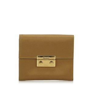 Prada Nylon Tri-Fold Wallet