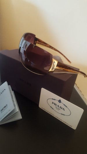 Prada Retro Glasses multicolored