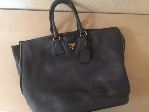 Prada Carry Bag multicolored leather