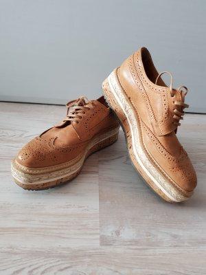 Prada Plateau Schuhe