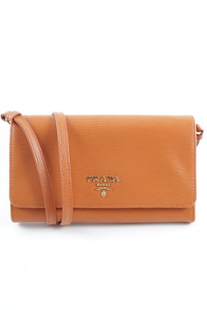 Prada Pochette orange Elegant