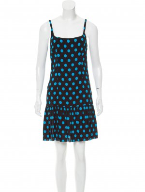 Prada Polka Dot Mini Kleid
