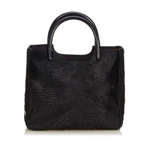 Prada Ponyhair Handbag