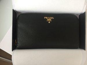 Prada Accessoire noir cuir