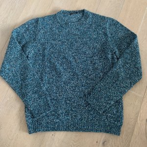 Prada Coarse Knitted Sweater multicolored