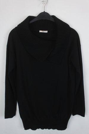 Prada Gebreide trui zwart Wol