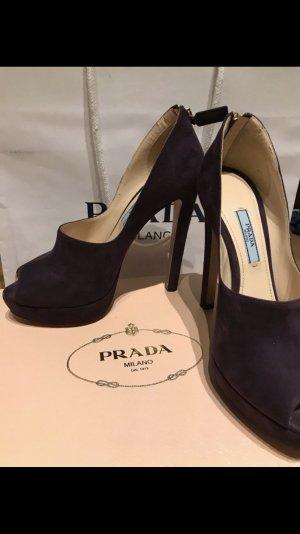 Prada pumps 37