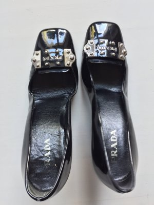 Prada High Heels black