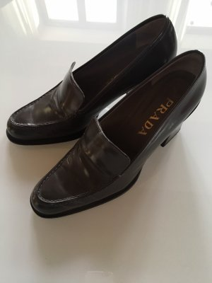 Prada pumps high heels