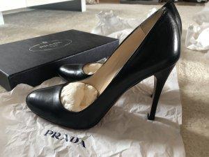 Prada Pumps High heels schwarz 36,5