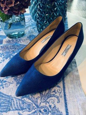 Prada Zapatos de punta multicolor