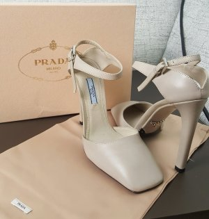 Prada Pumps nude gr. 38