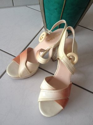 PRADA Pumps, nude, Gr 38