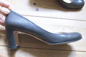 PRADA Pumps Schuhe Business 38 Grau
