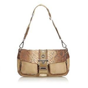 Prada Python Shoulder Bag