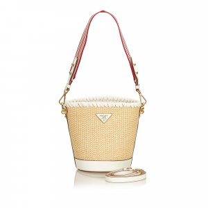 Prada Shoulder Bag beige