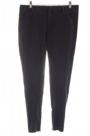 Prada Riding Trousers black business style