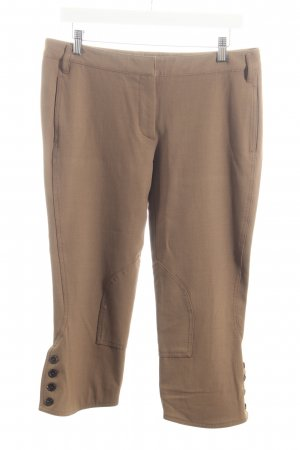 Prada Riding Trousers camel casual look